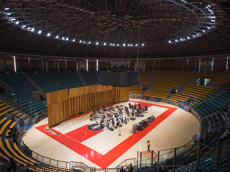 Orchestra TCBO al PalaDozza_@Michele Lapini