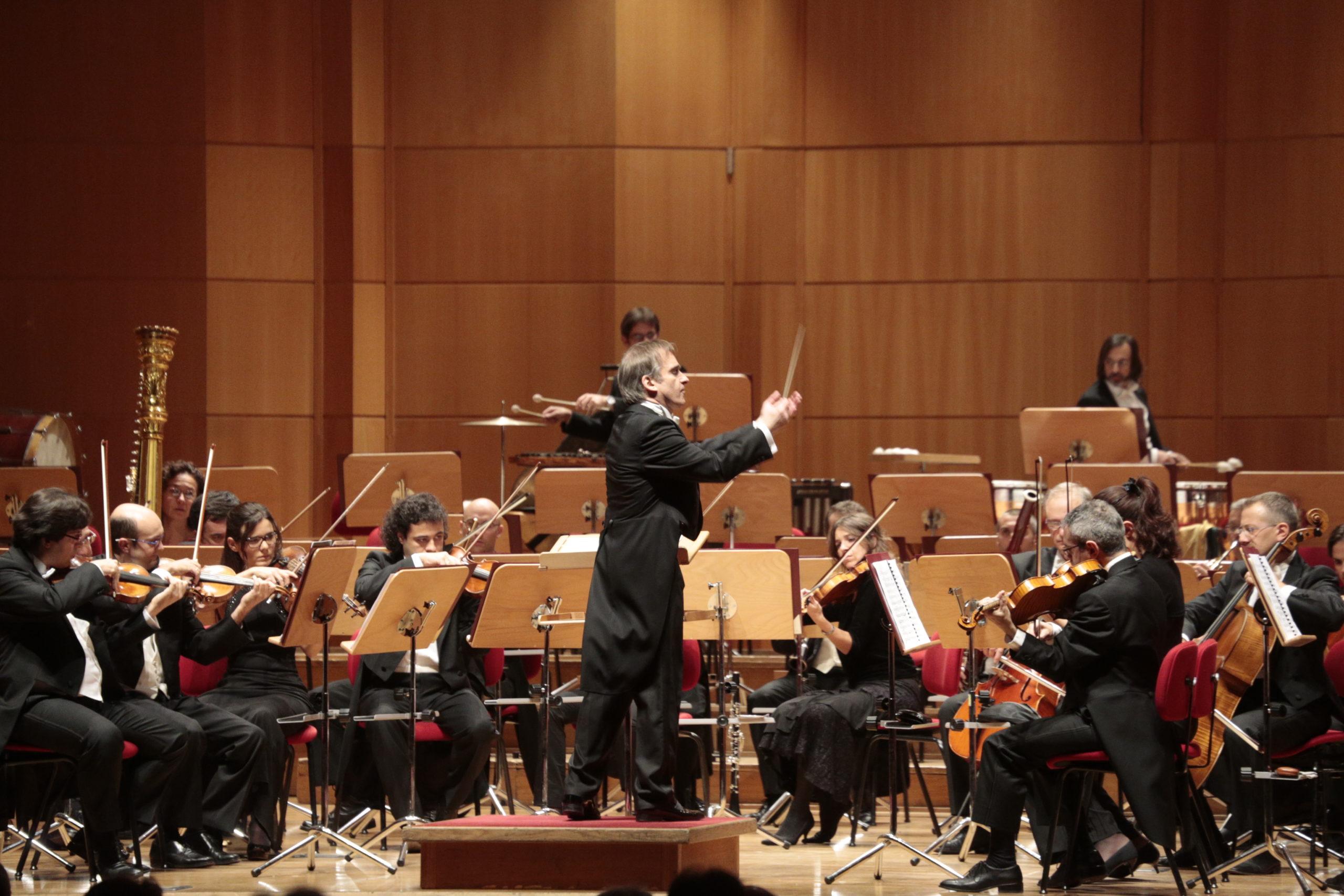 James Conlon | Orchestra TCBO_I4Q4769© Rocco Casaluci.