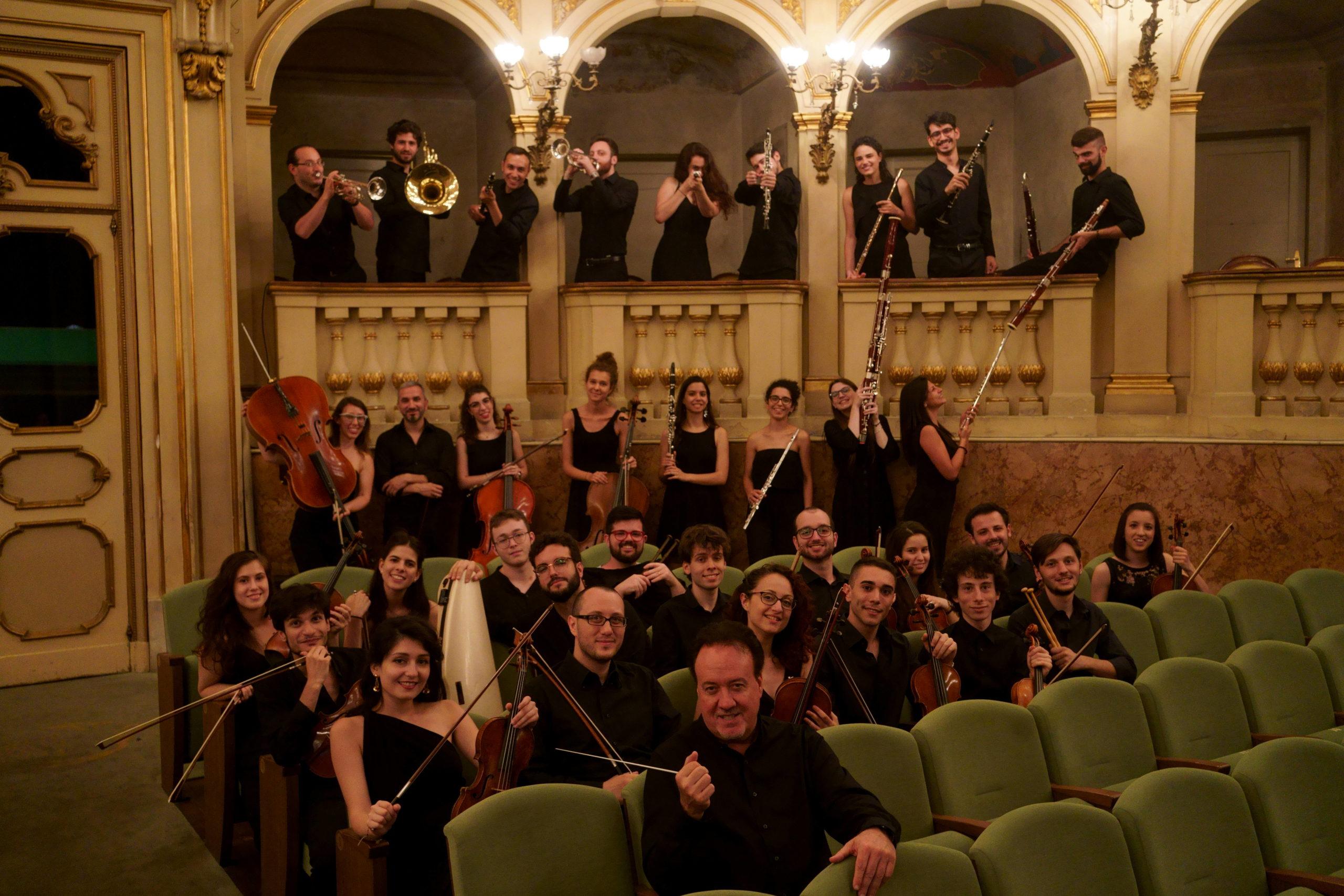 Orchestra e solisti Scuola dell'Opera con Marco Boni