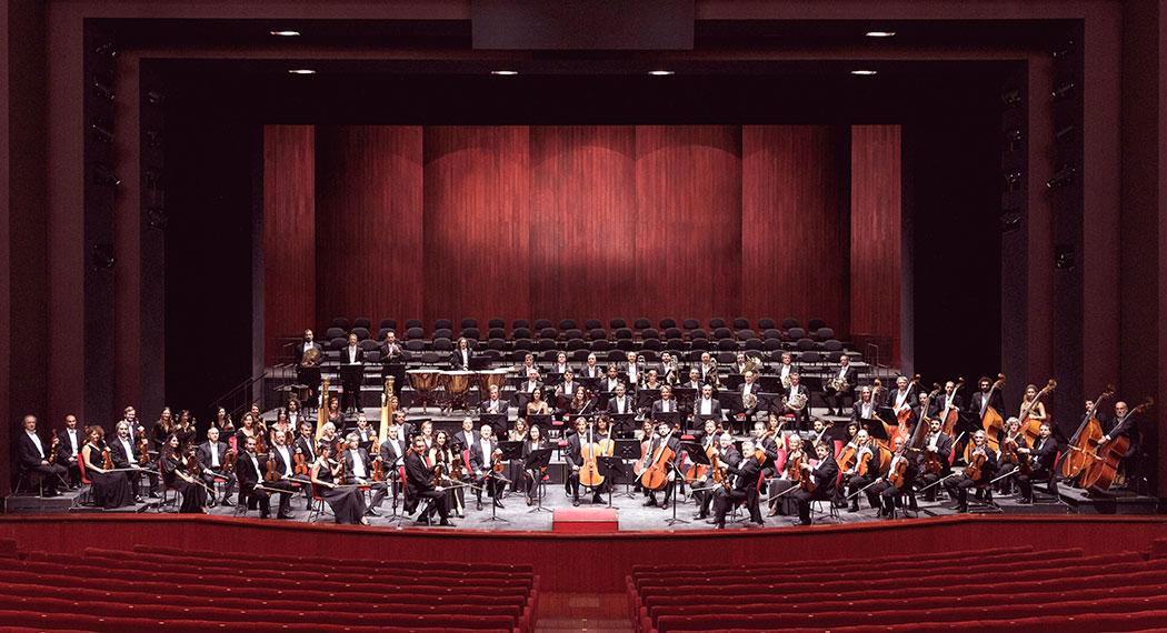 Orchestra Teatro Regio di Torino © Foto Edoardo Piva-Teatro Regio Torino